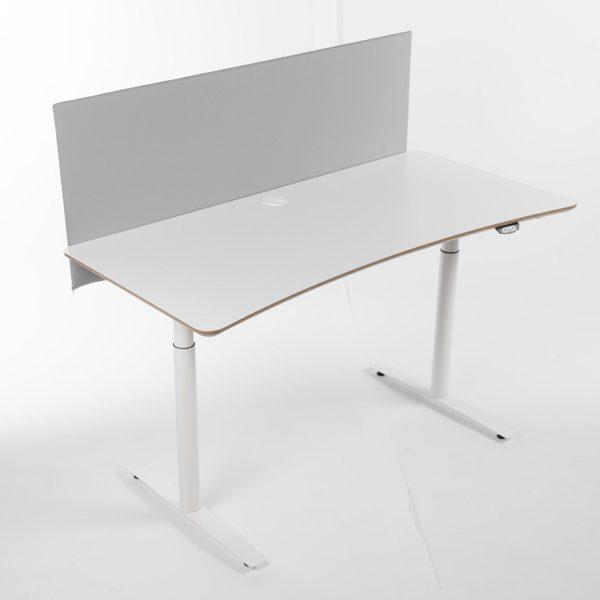 Pannello frontale per scrivania
