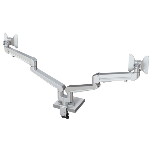 Monitor arm STOCKHOLM TWIN Gas Spring